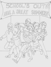 Small Picture Last Day Of School Coloring Page Kids Coloring