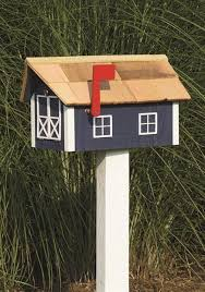 Rustic Mailbox With Cedar Door  Rustic  Mailboxes  Other  By Country Style Mailboxes