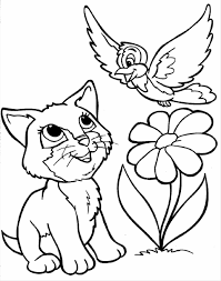 Small Picture Pages Printable Animal Coloring Pages Zoo Animals For Kindergarten