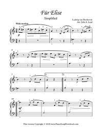 ˇ ˇˇ ˇ ˇˇä˛ ˇäj ˇ j ˇä ˇ ˇ 5 ˇ ää j ˇ 5 & & & äjˇj ˇ ääjˇ# 2 j ˇ 1 ää dim. Fur Elise By Beethoven Simplified Version Printable Piano Sheet Music