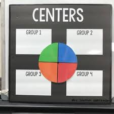 How To Make A Centers Wheel Simply Kinder