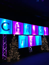church lighting design ideas. christmas stage set ideas ransom church design lighting