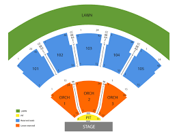 Waterfront Concerts Seating Chart Sports Simplyitickets