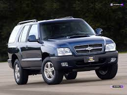Chevrolet Blazer 2009 photo and video review, price ...