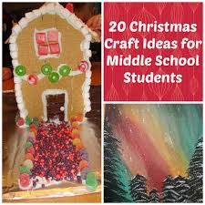 Christmas Crafts for Middle School Students