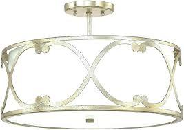 chandeliers semi flush crystal chandelier brilliant antique black semi flush mount crystal chandelier 4 light