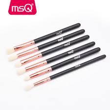 Online Shop MSQ <b>Eyeshadow Brush</b> Set <b>6pcs Makeup Brushes</b> for ...