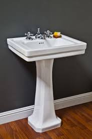 availability usually ships in 5 business days description bathroom pedestal sink reminiscent of hotels in