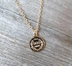 popular men jewelry necklace man gold coin gift boyfriend husband present fo male pendant chain cross