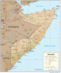 somalia maps  perrycastañeda map collection  ut library online