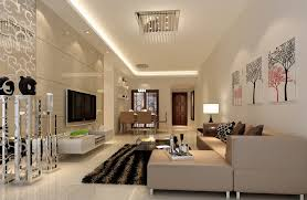 contemporary living room lighting. Pop False Ceiling Designs For Modern Living Room With TV   Ideas The House Pinterest Design, Rooms And Contemporary Lighting