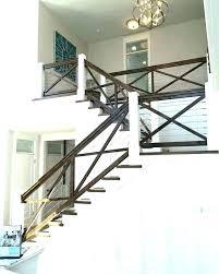 Stair Banister Ideas Staircase Railings Design Interior Railing Wood ...