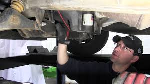 installation of a trailer wiring harness on a chevrolet installation of a trailer wiring harness on a 2008 chevrolet express van etrailer com