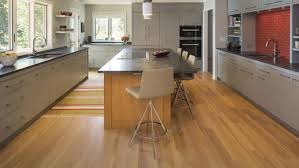 Best wood flooring for kitchen White Synopsis This Article Walks Through The Different Flooring Options For Kitchens And Baths Including Wood And Engineered Wood Bamboo Fine Homebuilding Durable Flooring For Kitchens And Baths Fine Homebuilding