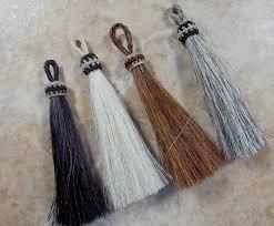 horse hair tel smaller loop end 3 25 perfect horse hair jewelry