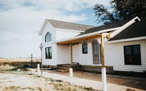 farmhouse renovation right on budget