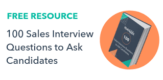 Employer Interview Checklist 40 Sales Interview Questions To Ask Sales Rep Candidates