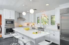quartz kitchen countertops white cabinets. Quartz Countertops With White Cabinets Kitchen Design A Gray E