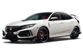 Honda Civic Wheel Size Chart Honda Civic Type R 2018 Wheel Tire Sizes Pcd Offset