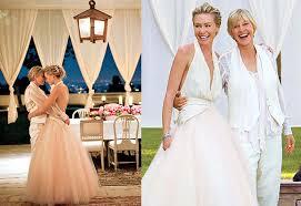 Ellen And Portia Ellen Degeneres Shares Message On 9th Wedding Anniversary With Her
