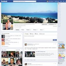 facebook page layout 2014. Simple Page Facebook2013 To Facebook Page Layout 2014