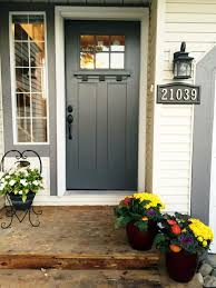 factory painted entry doors. this was a front door replacement done by windsor. it\u0027s craftsman-style smooth factory painted entry doors