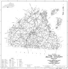 Allen view map