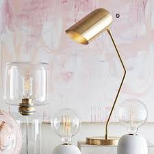 roost lighting. Incline Brass Table Lamp By Roost Roost Lighting