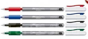 <b>Ручка</b> шарик <b>Faber</b>-<b>Castell</b> Speeds Titanium 0,5 мм 1/10 ...