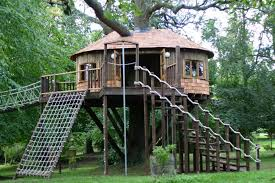Tree House For Kids 8 Ridiculously Awesome Tree Houses For Kids