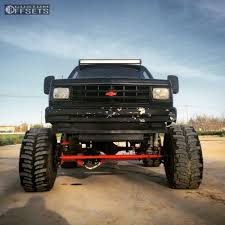 1989 Chevrolet S10 Other Summit Rough Country Lifted 9in
