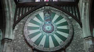 king arthur s round table winchester england