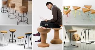 cork furniture. 14 Fun And Stylish Examples Of Stools Made With Cork Furniture