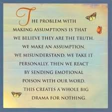 Jumping To Conclusions Quotes Magnificent Without Proof April Glasgow Pinterest People Truths And Wisdom