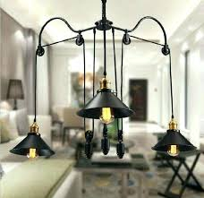 foyer pendant lighting foyer pendant lighting loft style vintage industrial lighting pulley pendant lights 3 lamps