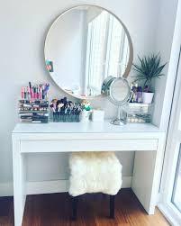 17 diy vanity mirror ideas to make your room more beautiful makeup organization ikeamakeup desk