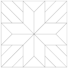 17 Best images about Barn quilts on Pinterest | Barn quilt ... & The finished block size is 30 centimetres, enjoy :) Please click images to  enlarge Quilt block 6 Quilt block blank Pos. Adamdwight.com