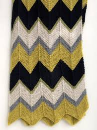 Ripple Afghan Pattern Free Interesting This Easy Knit Ripple Afghan Is A Classic And Can Be Customized To
