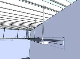 making hanging shelves for garage suspended garage shelves make hanging garage storage suspended garage shelf plans making hanging shelves for garage