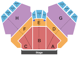 Vina Robles Seating Chart Los Lonely Boys Tour Stateline Concert Tickets Harrahs