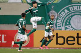 Palmeiras goleia Universitario e vai para as oitavas com 2ª melhor campanha  - 27/05/2021 - UOL Esporte
