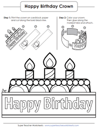 Cut out the shape and use it for coloring, crafts, stencils, and more. Printable Crowns Birthday Letters Numbers Holidays