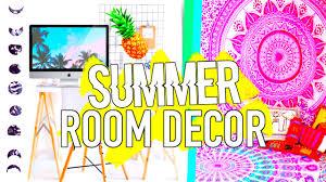 diy summer room decor tumblr inspired easy affordable room