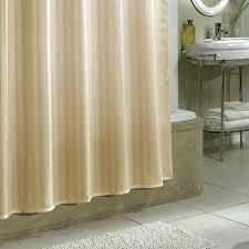 beautiful fabric shower curtains for bathroom decoration ideas damask stripe fabric shower curtains for bathroom