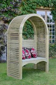 Small Picture Grange Contemporary Garden Arbour Garden Furniture and Garden