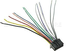 wire harness for pioneer deh p3100ub dehp3100ub *pay today ships Pioneer DEH-16 Wiring Harness Diagram at Pioneer Deh P3100ub Wiring Diagram