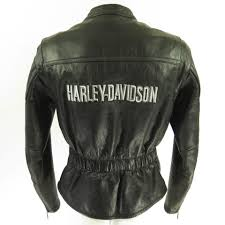 harley davidson womens biker jacket i07c 1