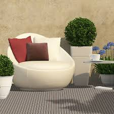 4 of 7 outdoor carpet for balcony waterproof patio decking rug large terrace runner