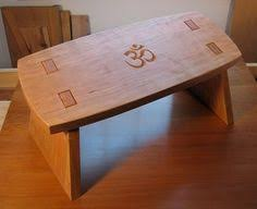 Create Your Very Own Meditation Bench Choose Your  Size  Wood Meditation Benches And Cushions