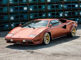 3: 1979 Lamborghini Countach LP400S: This car, chassis no. 1121098 ...